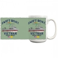 VIETNAM SWIFTBOAT COFFEE MUG